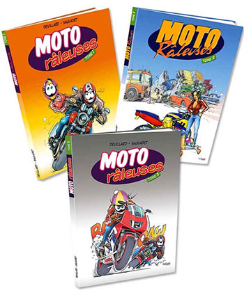 bd moto collection motoraleuses
